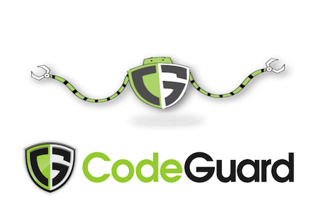 Code Guard On DigitalJetstream Home Page