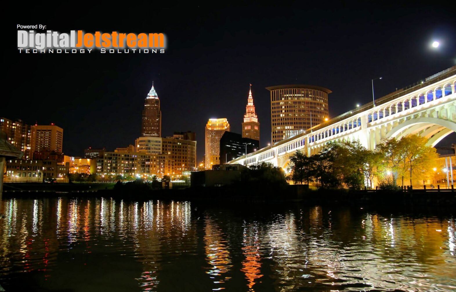 Cleveland Office Skyline