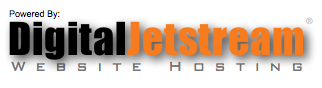 DigitalJetstream Website Hosting